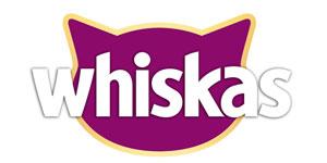 Konzervy a kapsičky Whiskas